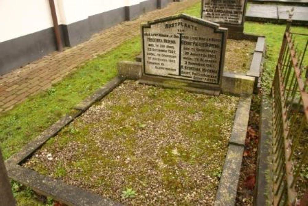 Dutch War Graves N.H.Cemetery