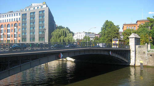 Gotzkowskybrücke Berlijn