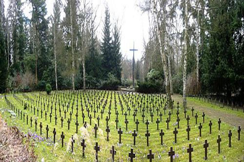 German War Graves Heidefriedhof-Mariendorf