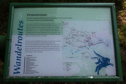 Informatiepaneel Perimeterroute nr. 5