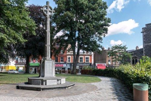 War Memorial Barnet