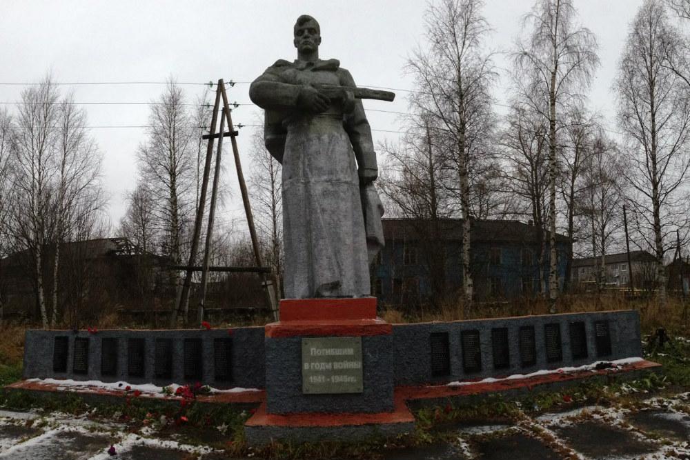 Monument Eiland Arkhangelsk