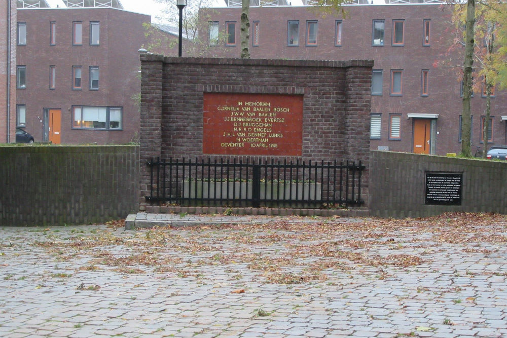 Twentolmonument Deventer