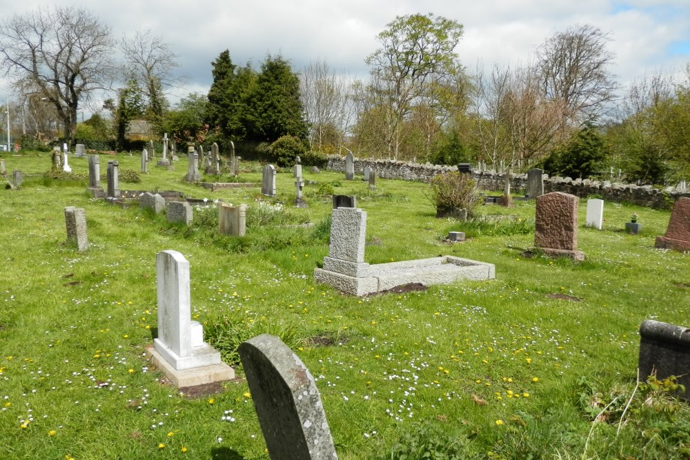 Commonwealth War Graves St. Mary Church Cemetery