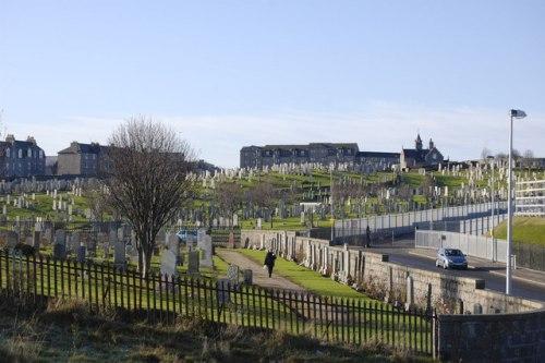 Commonwealth War Graves Trinity Cemetery