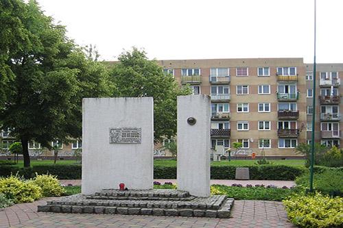 Siberia Deportations Memorial