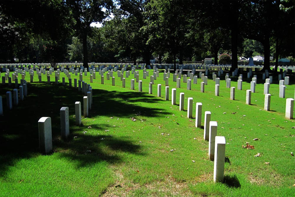 American War Graves Memphis National Cemetery