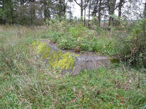Group Shelter Type 1918/I Fort Vechten