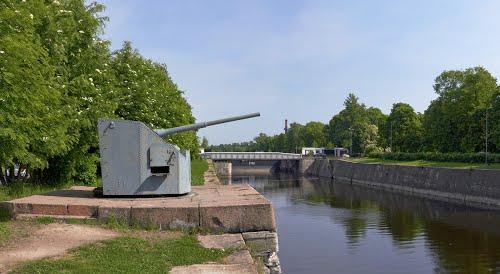 B-34 Naval Gun