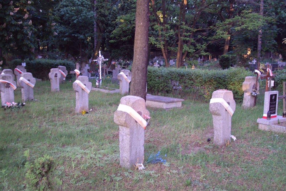 Graven Slachtoffers Stalinisme Wroclaw