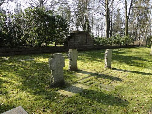 Duitse Oorlogsgraven Parchim
