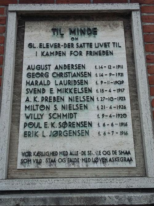 Oorlogsmonument Aarhus