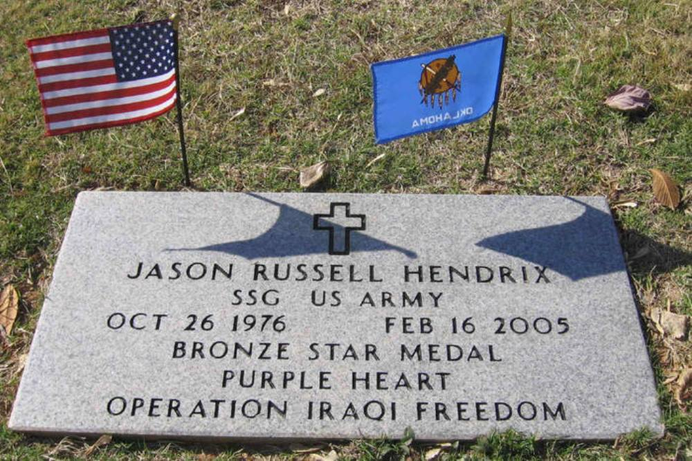 Amerikaanse Oorlogsgraven Calvary Cemetery