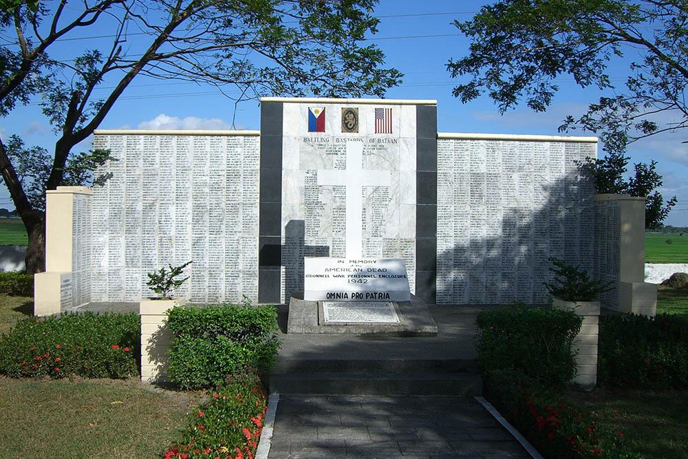 Capas National Shrine - Memorial Americans Camp O' Donnell