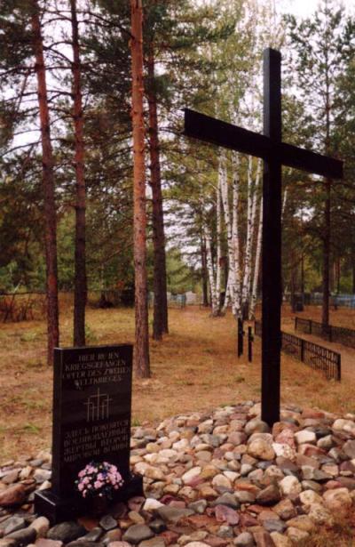 Duitse Oorlogsbegraafplaats Talizy