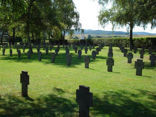 German War Graves Mattersburg