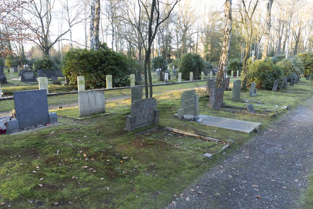 Nederlandse Oorlogsgraven Algemene Begraafplaats Heidehof Ugchelen