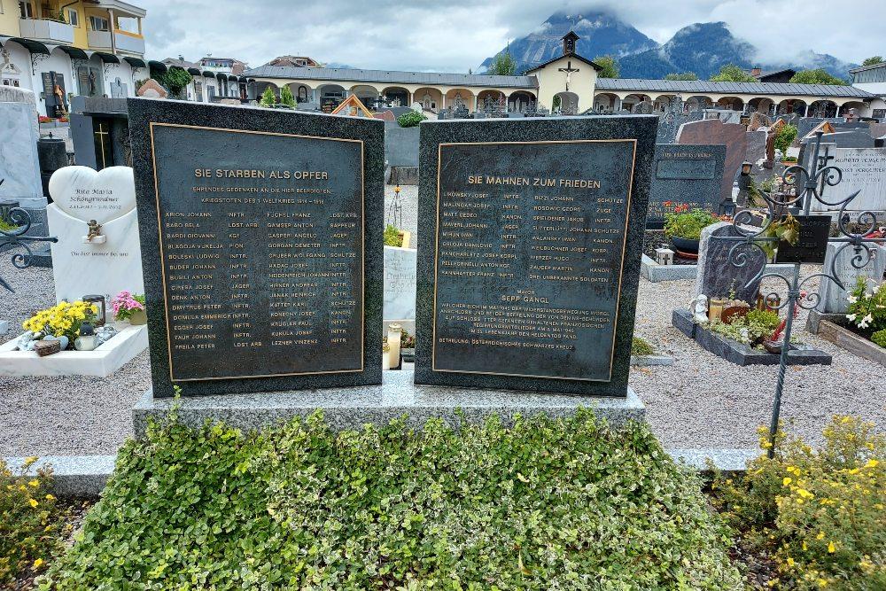 Austrian War Graves Wörgl