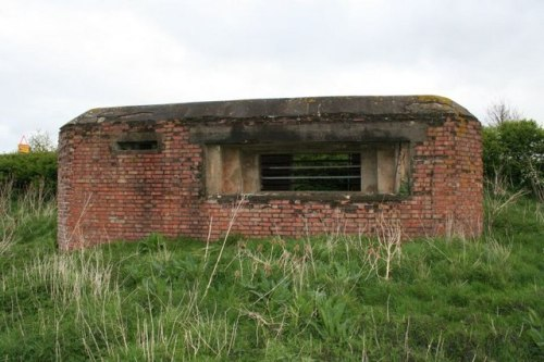 Pillbox FW3/28A Warborough
