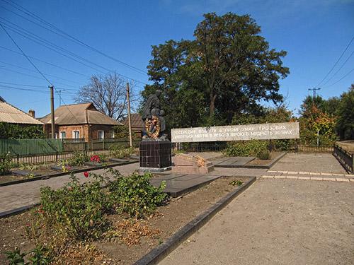 Soviet War Graves Krivoy Rog