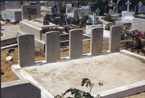 Commonwealth War Graves Dakar