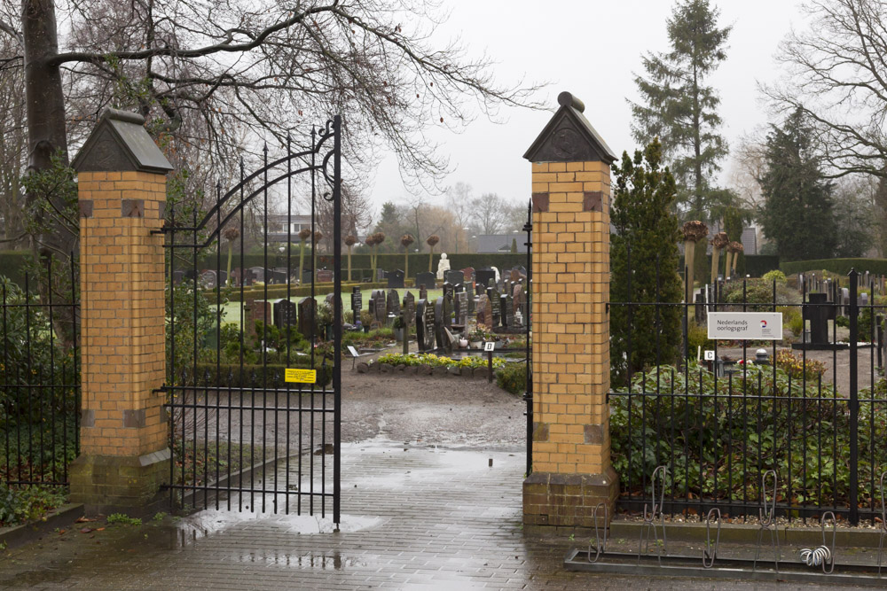Roman Catholic Cemetery St. Joseph Leusden