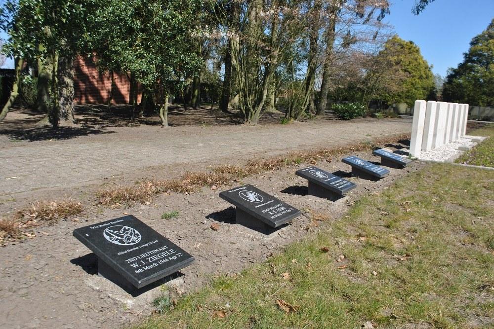 Oorlogsgraven van het Gemenebest Algemene Begraafplaats Nieuw-Dordrecht