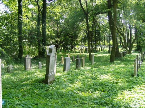 Joodse Begraafplaats Oswiecim