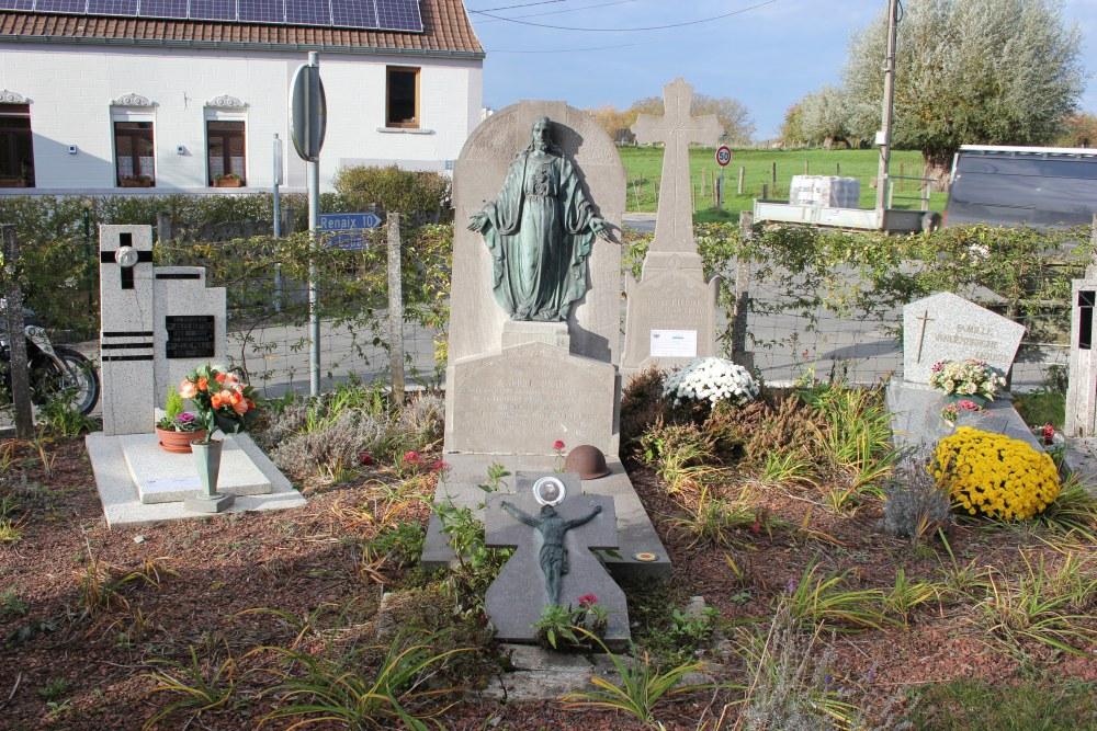 Belgian War Graves Ellignies-Lez-Frasnes
