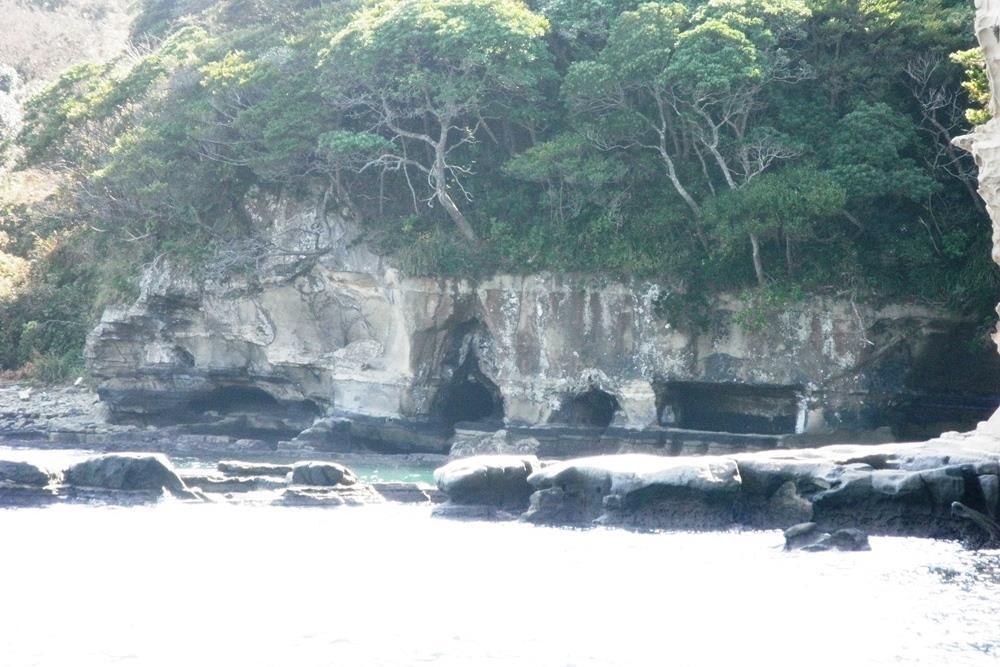 Shelter Kamikaze-Boat Ubara