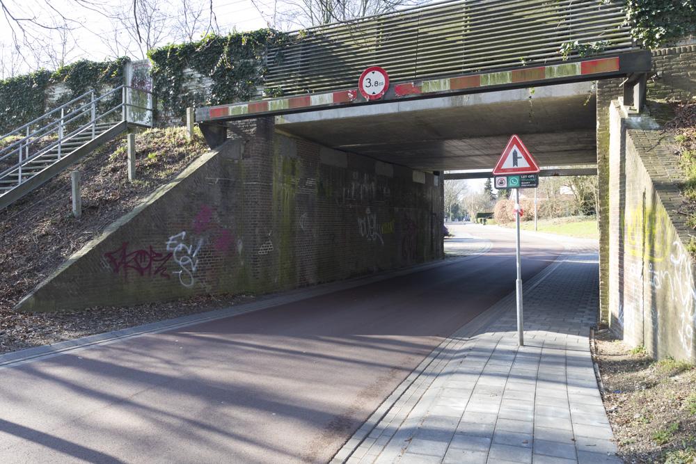 Railroad-viaduct Oosterbeek