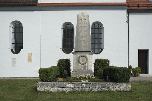 War Memorial Ziertheim