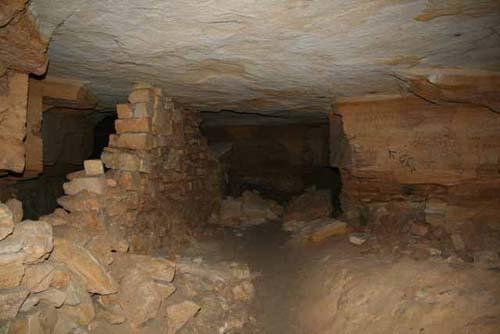 Museum van de Partizanen Glorie - Odessa Catacomben
