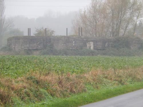 Maginot Line - Casemate Buysscheure