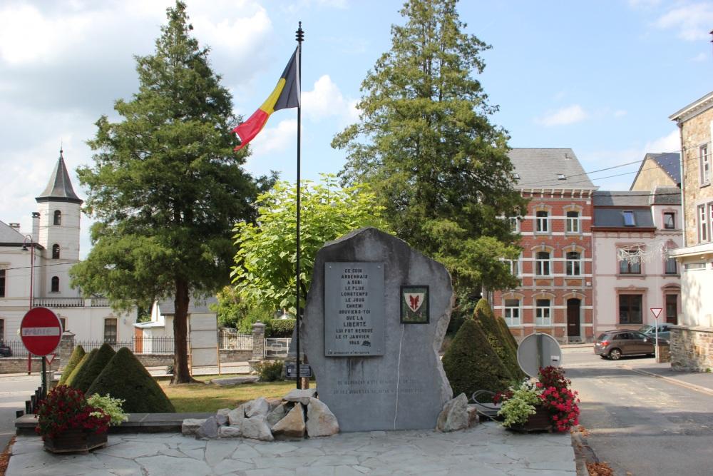 Liberation Memorial Vielsalm