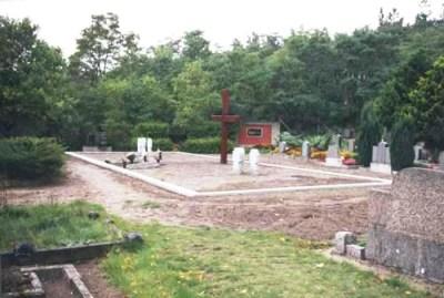 Duitse Oorlogsgraven Hennickendorf