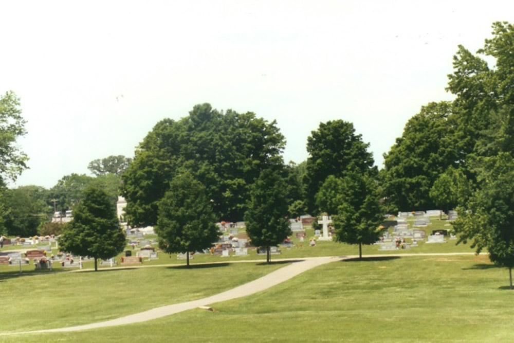 Amerikaanse Oorlogsgraven Cookeville City Cemetery