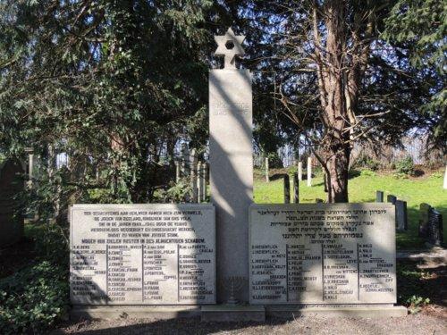 Jewish Memorial Middelburg