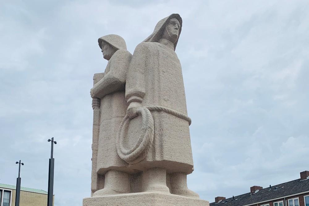 Oorlogsmonument IJmuiden