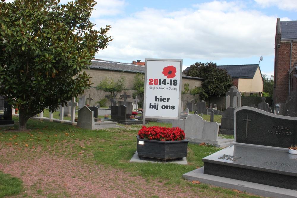 Graven Oudstrijders Mopertingen