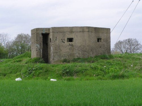 Lozenge Bunker Darlington