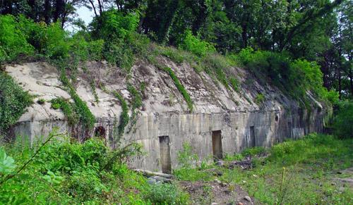 Festung Breslau - Infanterie Stutzpunkt 7 (I.St.-7)