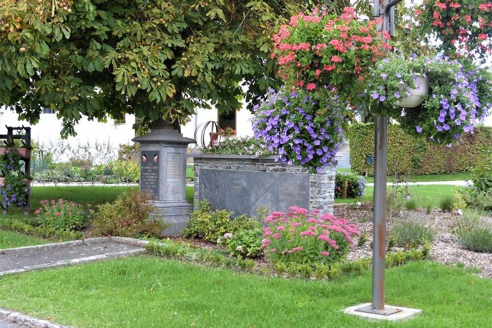 War Memorial Bercheux