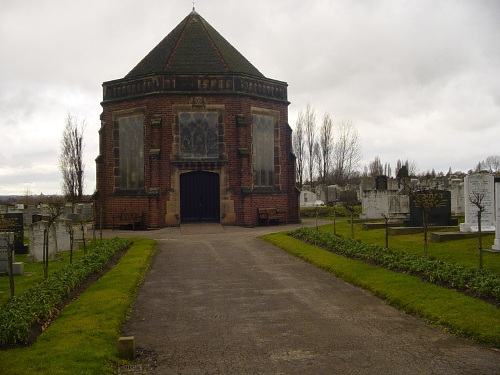 Commonwealth War Graves Witton Jewish Cemetery