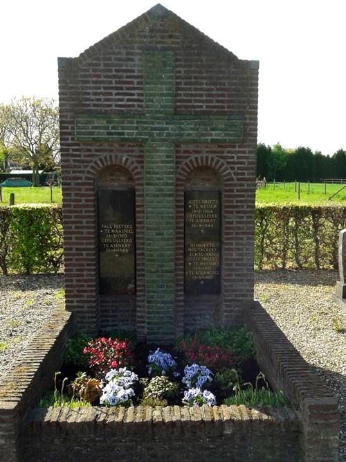 Rooms-Katholieke Begraafplaats Asenray