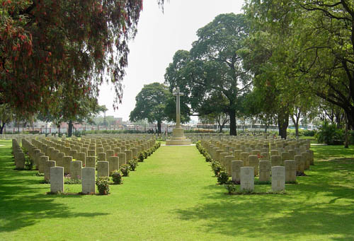 Commonwealth War Cemetery Ranchi