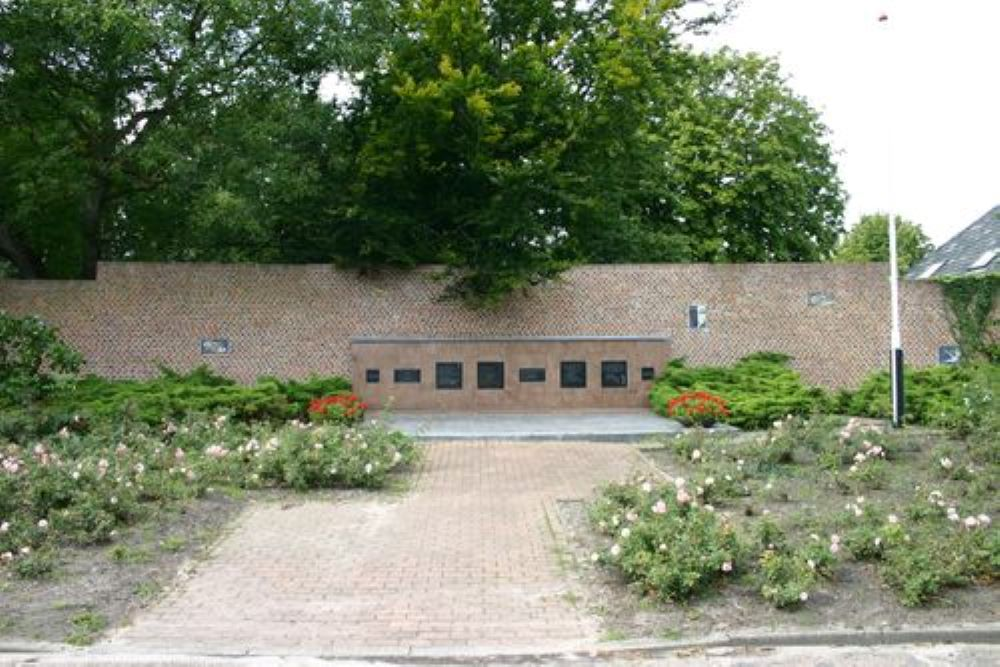 War Memorial Siddeburen