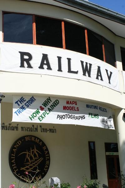 Thailand-Burma Railway Centre