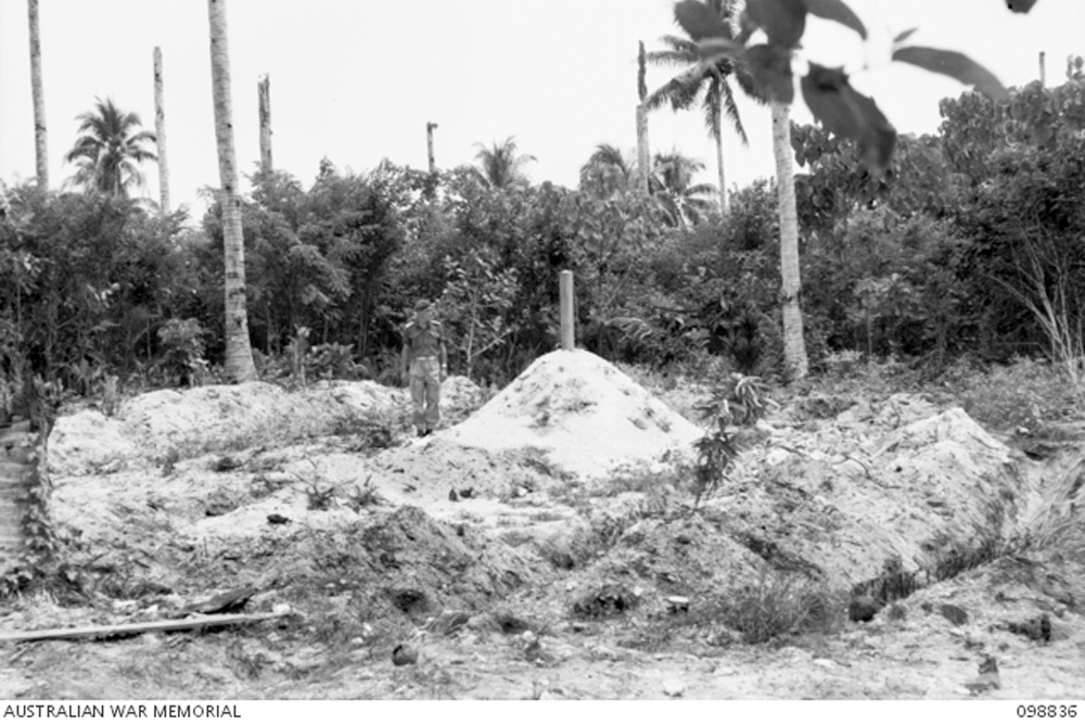 Former Mass Graves Allied Prisoners of War Ballalae