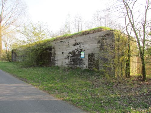 German Bunker Moerbrugge